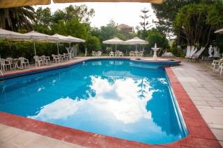 gallery la cite hotel pool bar