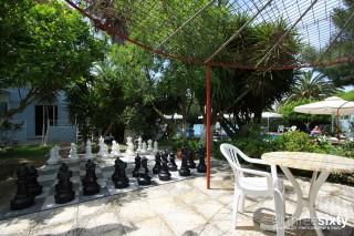 la cite hotel exterior garden